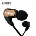 Beeckow BK211 sport Earphone for running Music headphone HiFi Headset Monitor Fone de ouvido Earbuds for