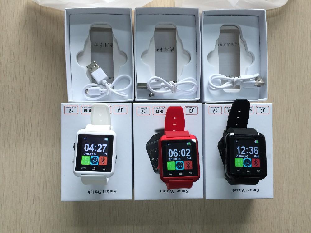 retail box smart watch U80 smartwatch retail box U8 Bluetooth Smart Watch Android watch Bluetooth Smart Wrist Watch U smartWatch