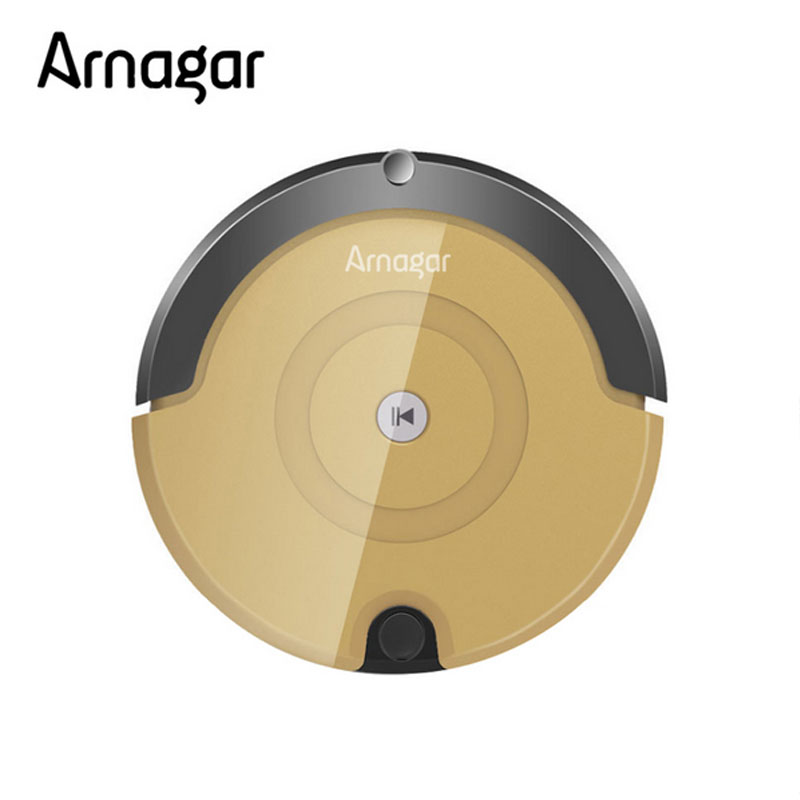 Arnagar KE568A Robot Vacuum Cleaner for Home V-type Brush Intelligent Vacuum Cleaner Robot Aspirateur Household Auto Recharge(China (Mainland))