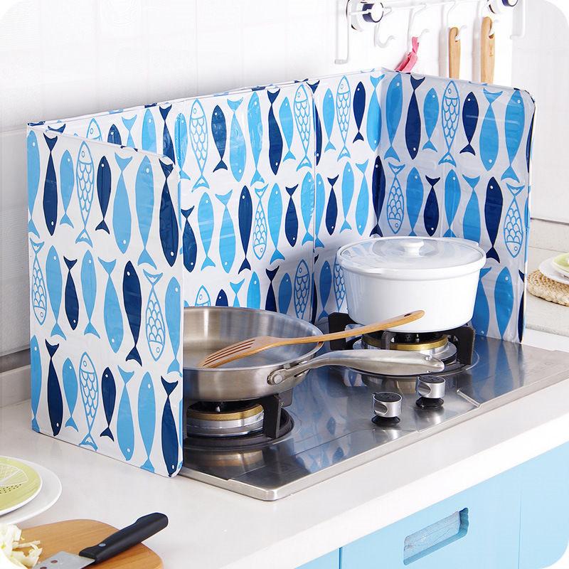 Kitchen Cooking Frying Pan Oil Splash Screen Cover Anti Splatter Shield Guard Oil Divider(China (Mainland))