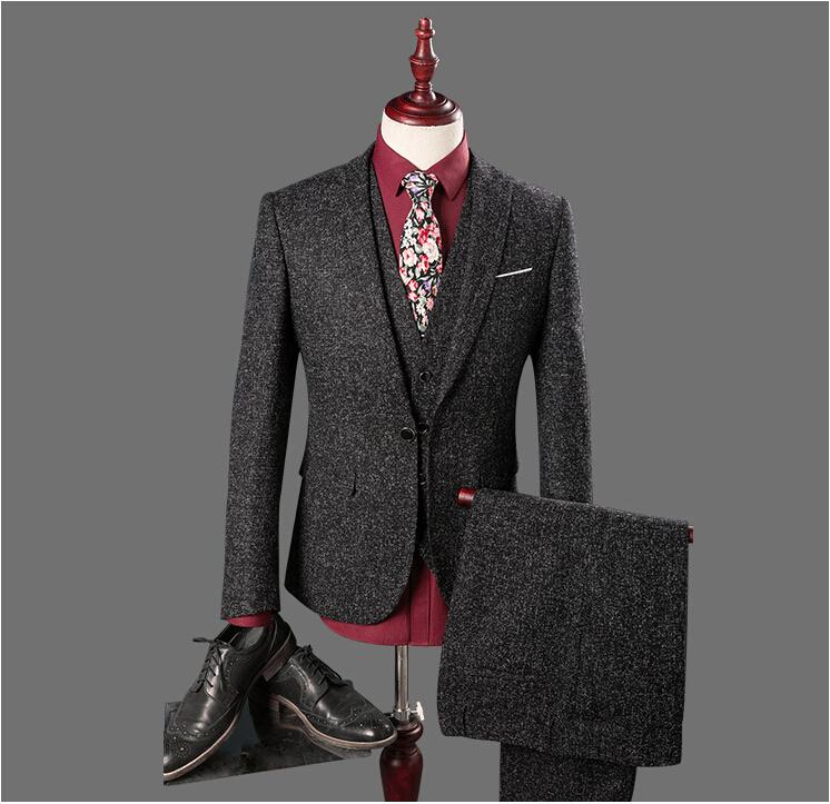online kaufen gro handel m nner hochzeit anzug aus china. Black Bedroom Furniture Sets. Home Design Ideas