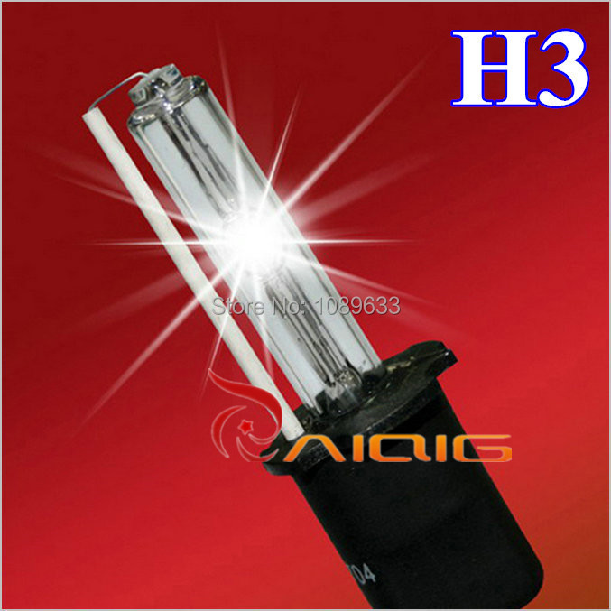 4pcs H3 HID Xenon Pure White Replacement Car 6000K 35W Headlight Headlamp Bulb Lamp parking Car Light Source<br><br>Aliexpress