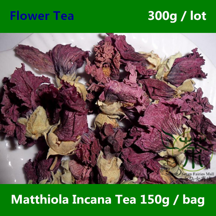 Reducing Weight And Fat Matthiola Incana Flower 300g, Hoary Stock Great Aftertaste, Detoxification And Beauty Tenweeks Stock Tea<br><br>Aliexpress