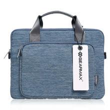 "2016 New Design 11.6""12""13.3""15.4""15.6"" Canvas Super Light Cheap Laptop Briefcase Handbag for Macbook Ultrabook Comput Bag 15.6(China (Mainland))"