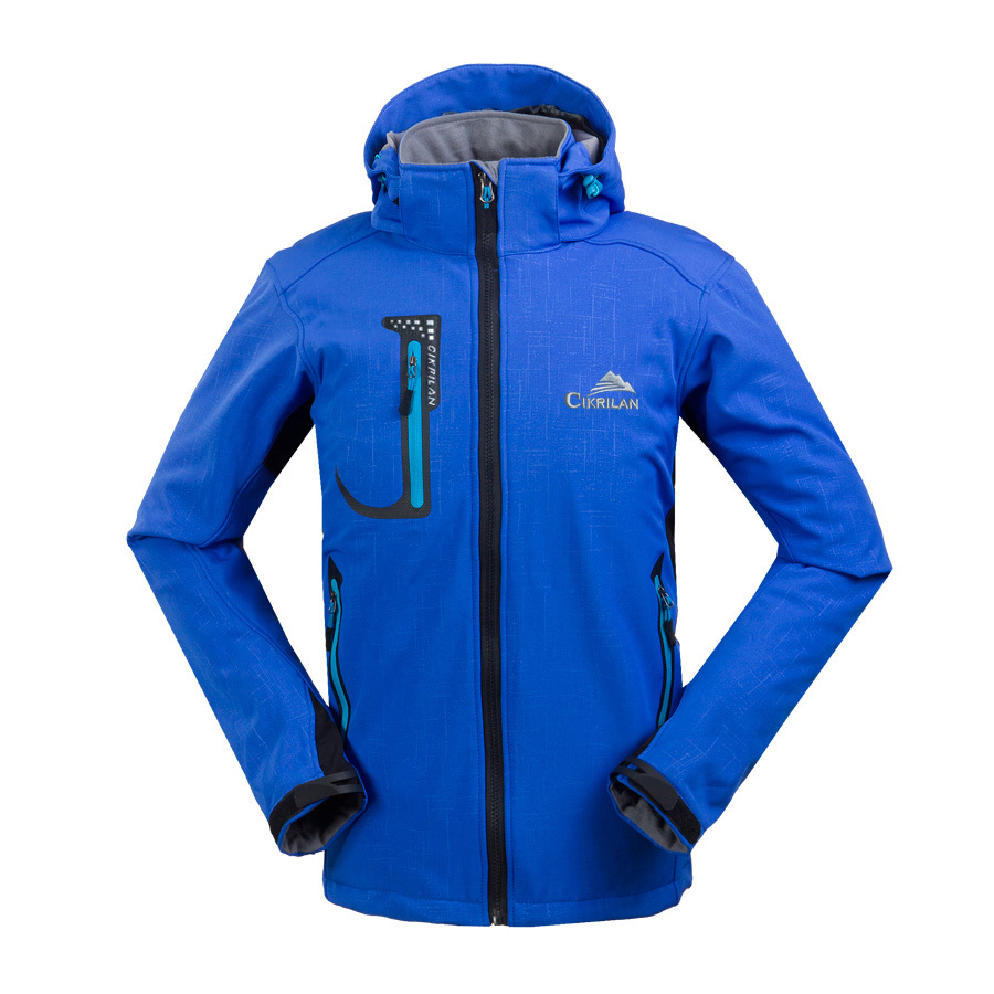 Men's Outdoor Soft Shell Clothes Fashion Spring Autumn Hoodie Coat Jacket Hiking Fishing Climbing Outdoors(China (Mainland))