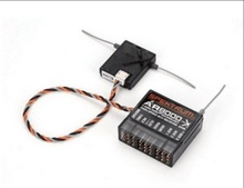 AR8000 8CH Receiver W/ Remote Extension SPMAR8000 DX9 DX8 For Quadcopters Helicopters