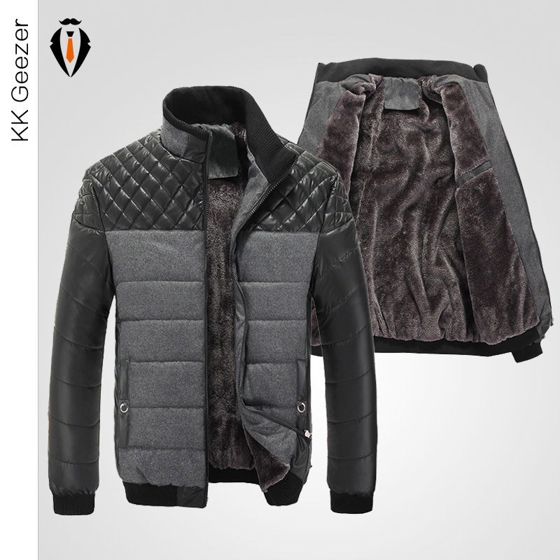 Thick Warm Men Winter Coat Jacket Down Coat Hot Fashion Brand Quality Clothes Jacket Coat Warm Sportswear Casual Winter Jacket