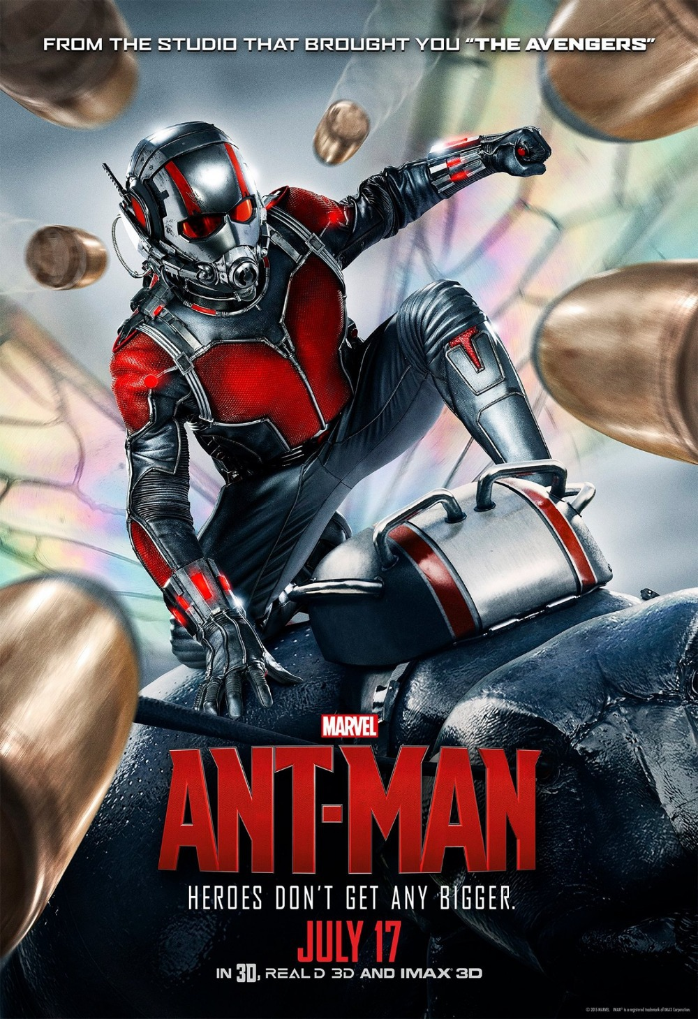ant man 2015 movie poster marvel comics ant man print on