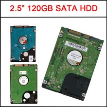 "2.5 inch 2.5"" SATA  Original 120GB Internal Hard Driver 5400RPM 8M HDD FOR Laptop PS3 Notebook(China (Mainland))"