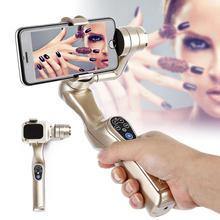 Golden SP2 Handheld Brushless Video Camera Stabilizer Beholder Phone Gimbal A273(China (Mainland))