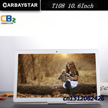 CARBAYSTAR T108 tablet pcs  android tablet pc10.6 inch Android 5.1 Octa core tablet computer android Ram 4GB Rom 64GB(China (Mainland))