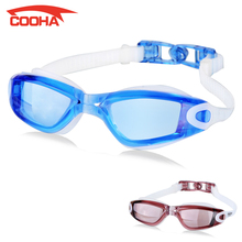 Fashion Adult Professional Men Women Waterproof Swimming Goggles Silicone Swimming Glasses Anti-fog UV Watersports Swim Eyewear