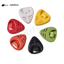 NEW  Durable Plastic Guitar Pick Picks Collection Holder Accessories Case Box  Acoustic Electric Parts(China (Mainland))