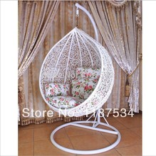 Rocking rattan chair hanging ball chair ball chair modern hammocks patio swings chair swinging stage hanging basket(China (Mainland))