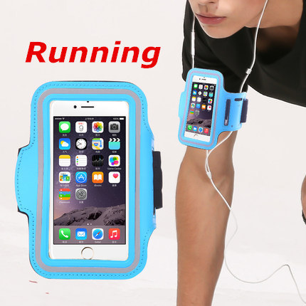 Waterproof Sport Arm Band Case For iphone 6 case Samsung S3 S4 S5 S6 arm band Phone Bag Running Accessories Band Gym Belt Cover(China (Mainland))