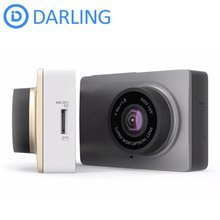 "[International Version] Original Xiaomi Yi Smart Car DVR 165 Degree 2.7"" Xiaoyi Car Dash Camera 1080P 60FPS ADAS WIFI Dashcam(China (Mainland))"