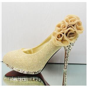Aliexpress.com : Buy New 2015 Brand Women Wedding Shoes Red ...