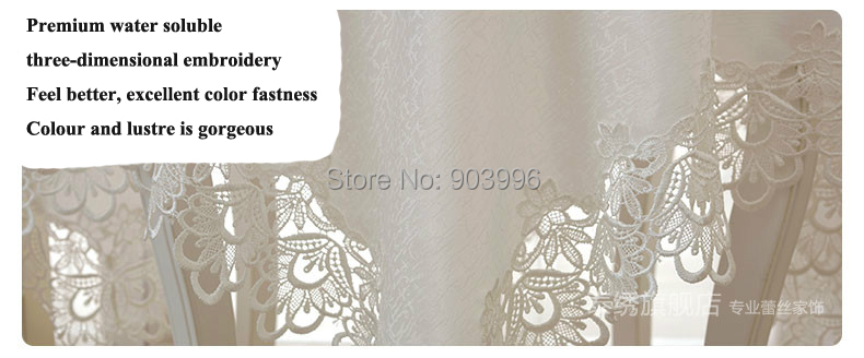 Free shipping-T81008-Continental pure white lace embroidery side tablecloths hollow-size:Round:180cm(China (Mainland))
