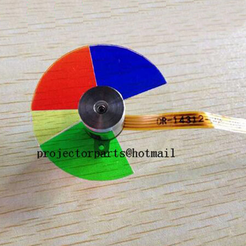 Brand New Projector Color Wheel Beamsplitters Spectral Slices For Mitsubishi MD550X Wholesale Retail<br><br>Aliexpress