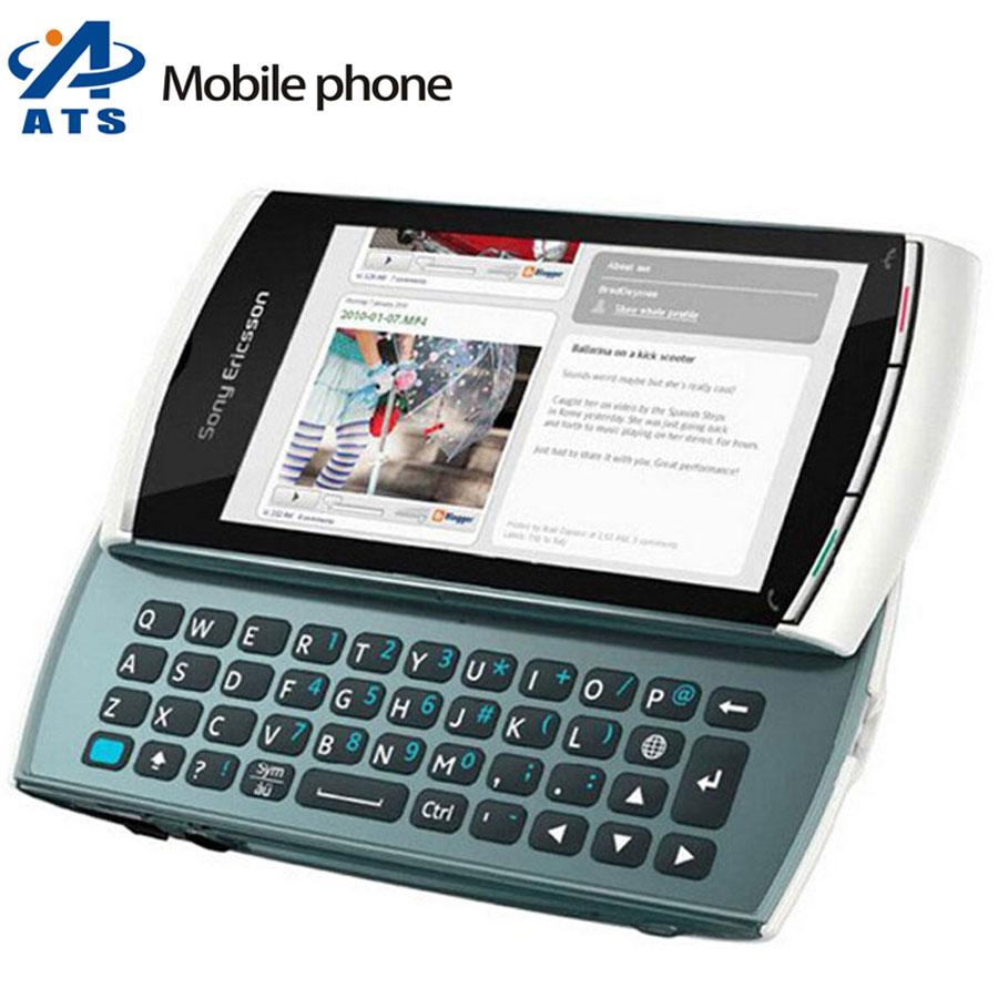 U8i Original Sony Ericsson Vivaz pro U8i Mobile Phone 3G WIFI GPS Bluetooth mp3 player 5MP Free Shipping(China (Mainland))