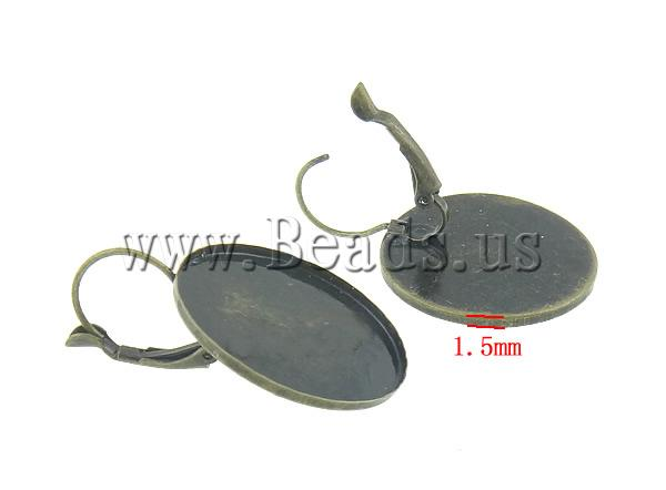 Free shipping!!!Brass Lever Back Earring Component,Jewellery, antique bronze color plated, nickel, lead & cadmium free