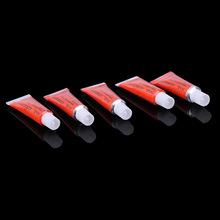 wholesale Nail Glue Adhesive Artificail False Nails Rhinestone Beauty Gem Makeup Gel Nail Art Tip Care 2000pcs/lot free shipping(China (Mainland))