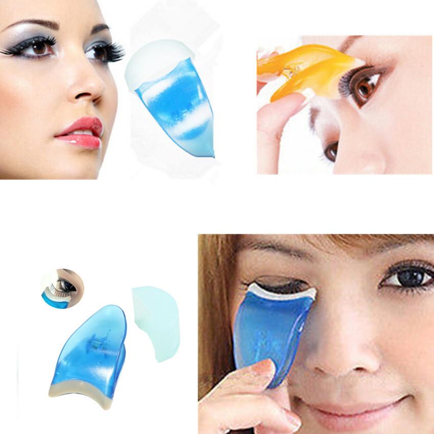Novo 2015 Mascara FALSE falso pestana Eye Lash Applicator clipe maquiagem ferramenta