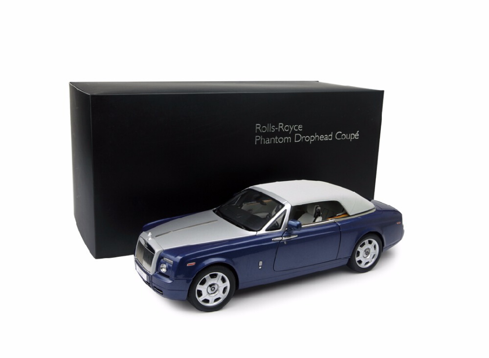 Kyosho 1: 18 Phantom two-door soft-top convertible alloy car models(China (Mainland))