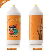 Free shipping crayon modeling multifunction USB charging Challenge Po mobile power(China (Mainland))