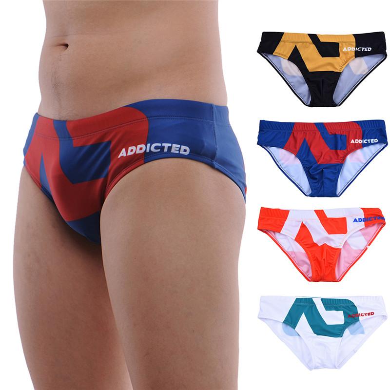 Swimming Briefs Men's Swim Trunks Sexy Triangle Swim Suit Water Repellent Man Swimwear Men Swimsuit Underpants(China (Mainland))