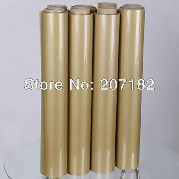 0.5 x 5M Soil Gold Color Material MATTE Heat Transfer Vinyl,Cutting Plotter Film, Heat Transfer Film(China (Mainland))