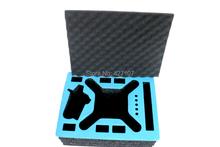 Fast Shipping DJI Phantom 3 Professional/Advanced Hard Plastic Waterproof Case(With Prop On)