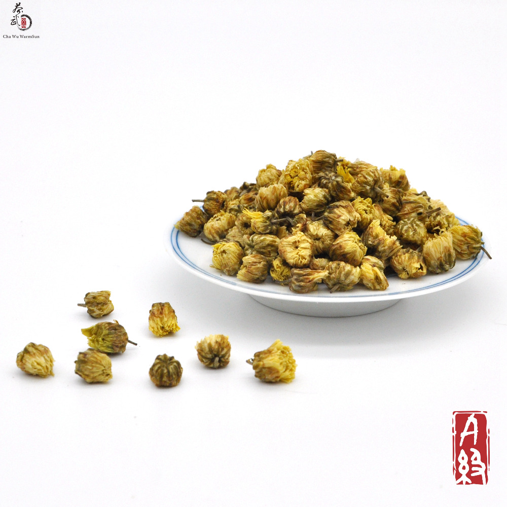 Chinese flower tea - Cha Wu A Chrysanthemum Tea 100g Chinese Flower Tea Herbal Health Tea Rich Aroma Beauty Drinks