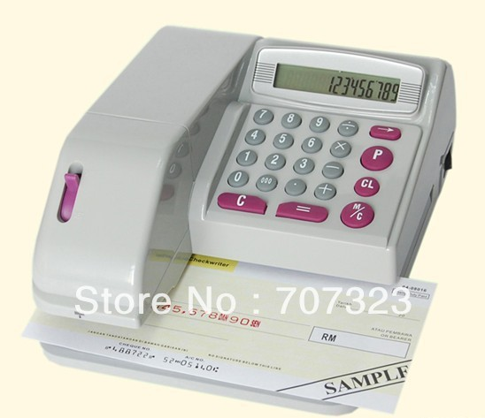 Hot High quaity check printer with good price USD47/PCS suitable for every country(China (Mainland))