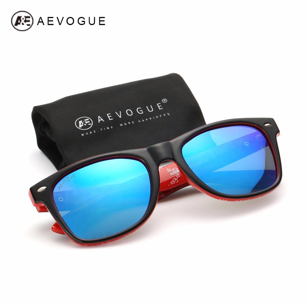 Sunglasses Frames For Thick Lenses : AEVOGUE Polarized Sunglasses Men Thick Acetate Frame ...