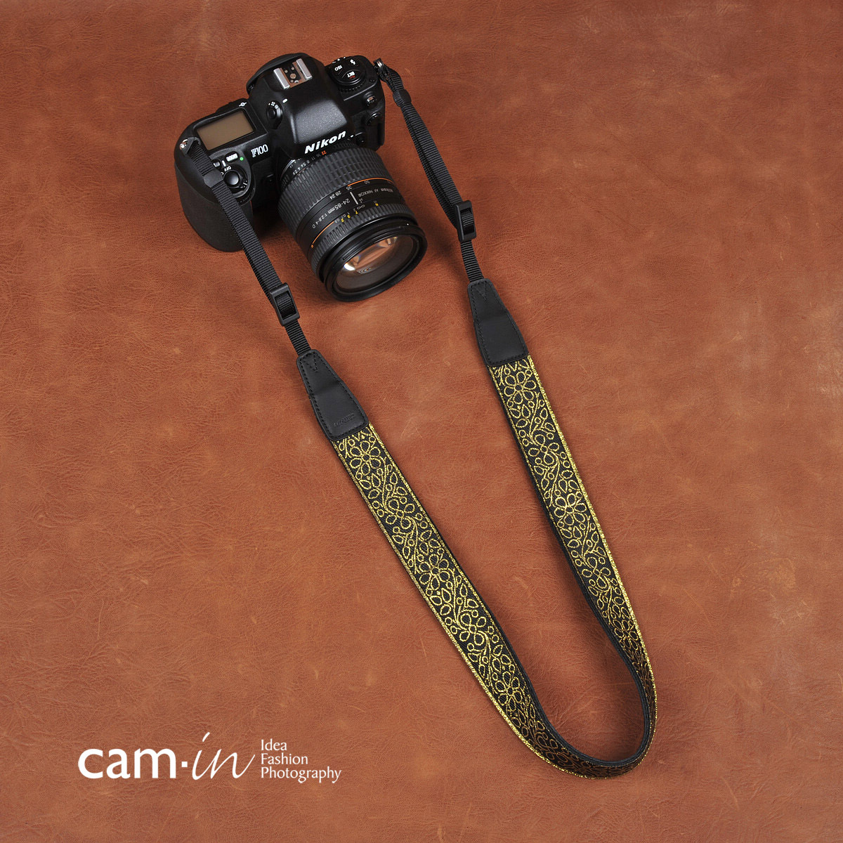 Free shipping Wholesale Embroider Camera Shoulder Neck Strap for Pentax Olympus Panasonic Sony(China (Mainland))