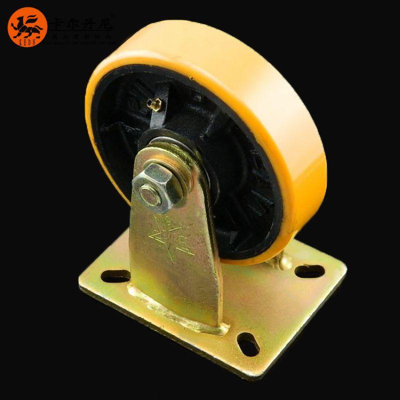 8 -inch heavy-duty casters casters industrial casters heavy industrial wheel caster wheel load 1000 kg<br><br>Aliexpress