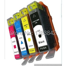 compatible printer ink cartridges for hp 655 ink cartridge with chip for hp Deskjet Ink Advantage 3525/4615/4625/5525/6520/6525