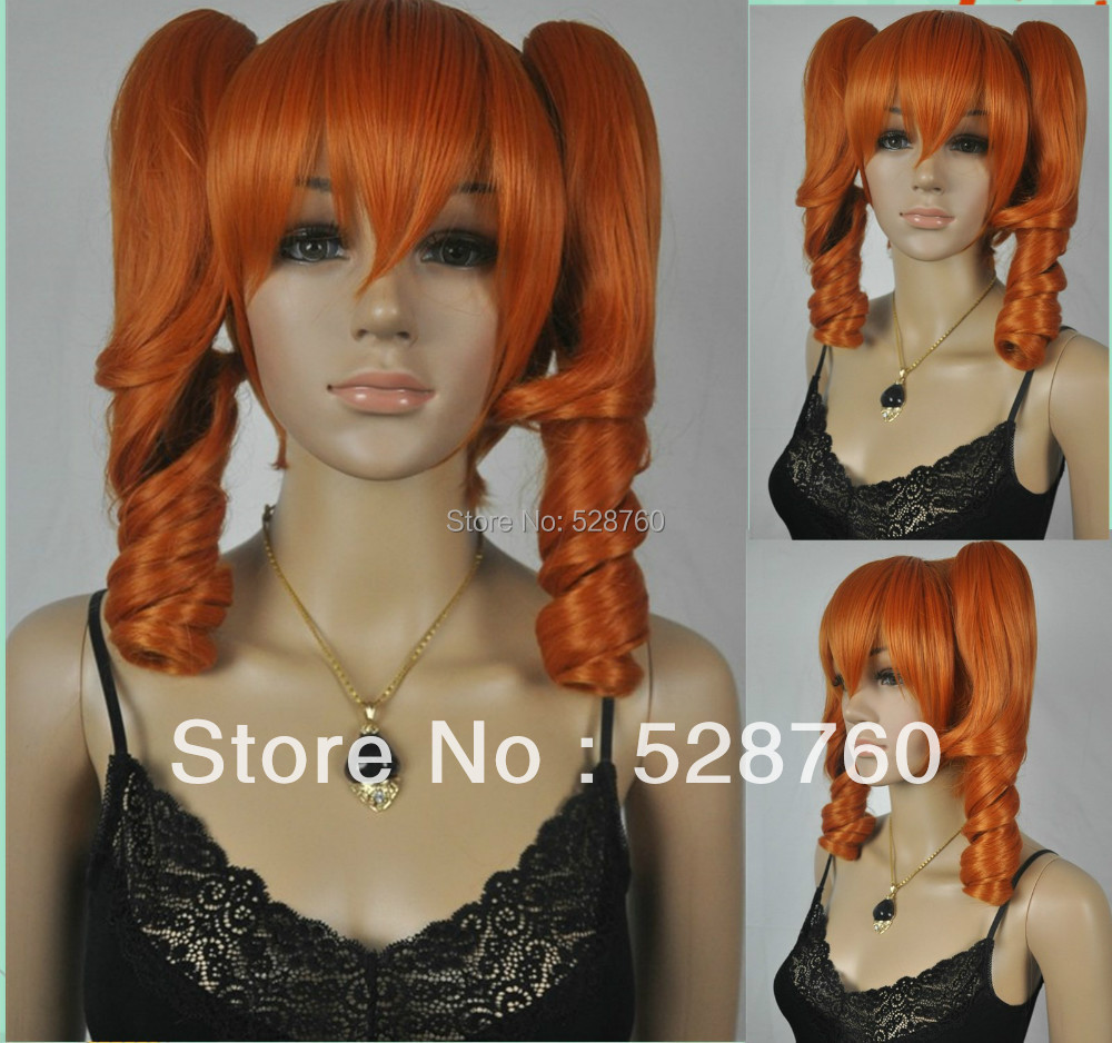 From The Sandplay Singing of The Dragon Megurine Miku Cosplay Wig   Free shipping