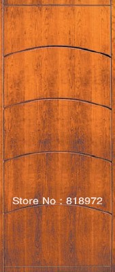 Italian Style Fire-Proof Bullet-Proof Security Exterior Steel Wood Armored Door(China (Mainland))