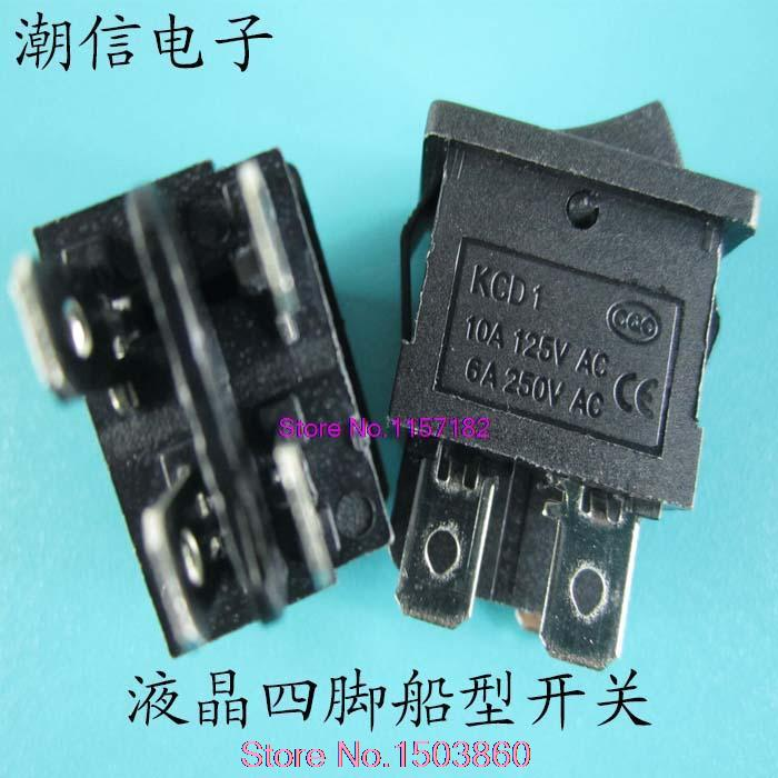 KCD1-104 small switch legs Dual LCD TV switch feet of copper(China (Mainland))