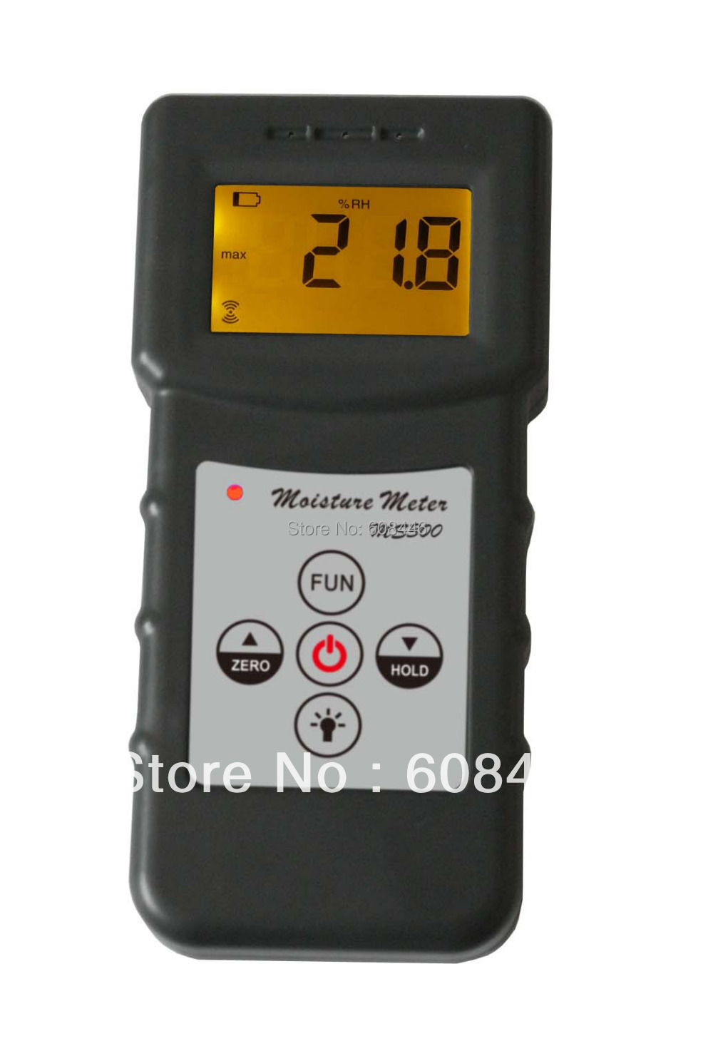 3 Pcs/Lot MS300 Inductive moisture meter measuring moisture content of wood,paper,Bamboo, concrete,metope,and other material<br><br>Aliexpress