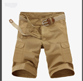 New Multi Pockets Men s Casual Loose Cargo Shorts Pants Large Size Overalls Commandos Outlets 3