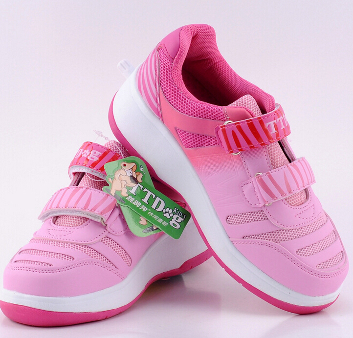 Children must heelys Men women pulley shoes - liushishang store
