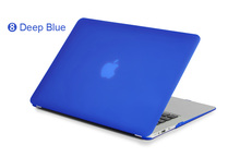 NEW Matte Case For Apple macbook Air Pro Retina 11 12 13 15 laptop bag For Mac book 13.3 inch(China (Mainland))