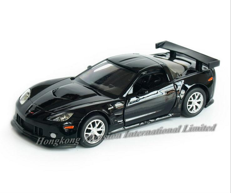 136 Car Model For Chevrolet Corvette C6-R (8)