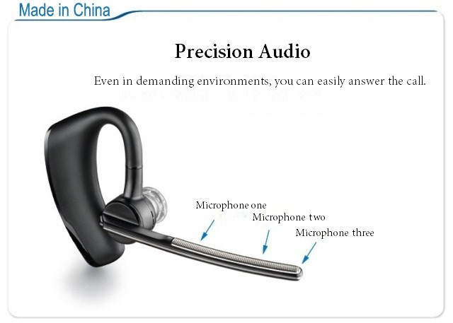 new voyager legend Bluetooth Headset w/ Voice Command Auto-answers for iphone android,bluetooth busiess headset