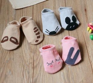 0 - 2 года хлопок детские носки осенью и зимой толстые махровые детские носки сплошной ...