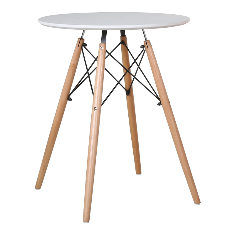 60*60*70cm Round Coffee Table Creative Leisure Negotiation And Chair Apartment Living Room Home Furniture Loft Style Tables(China (Mainland))