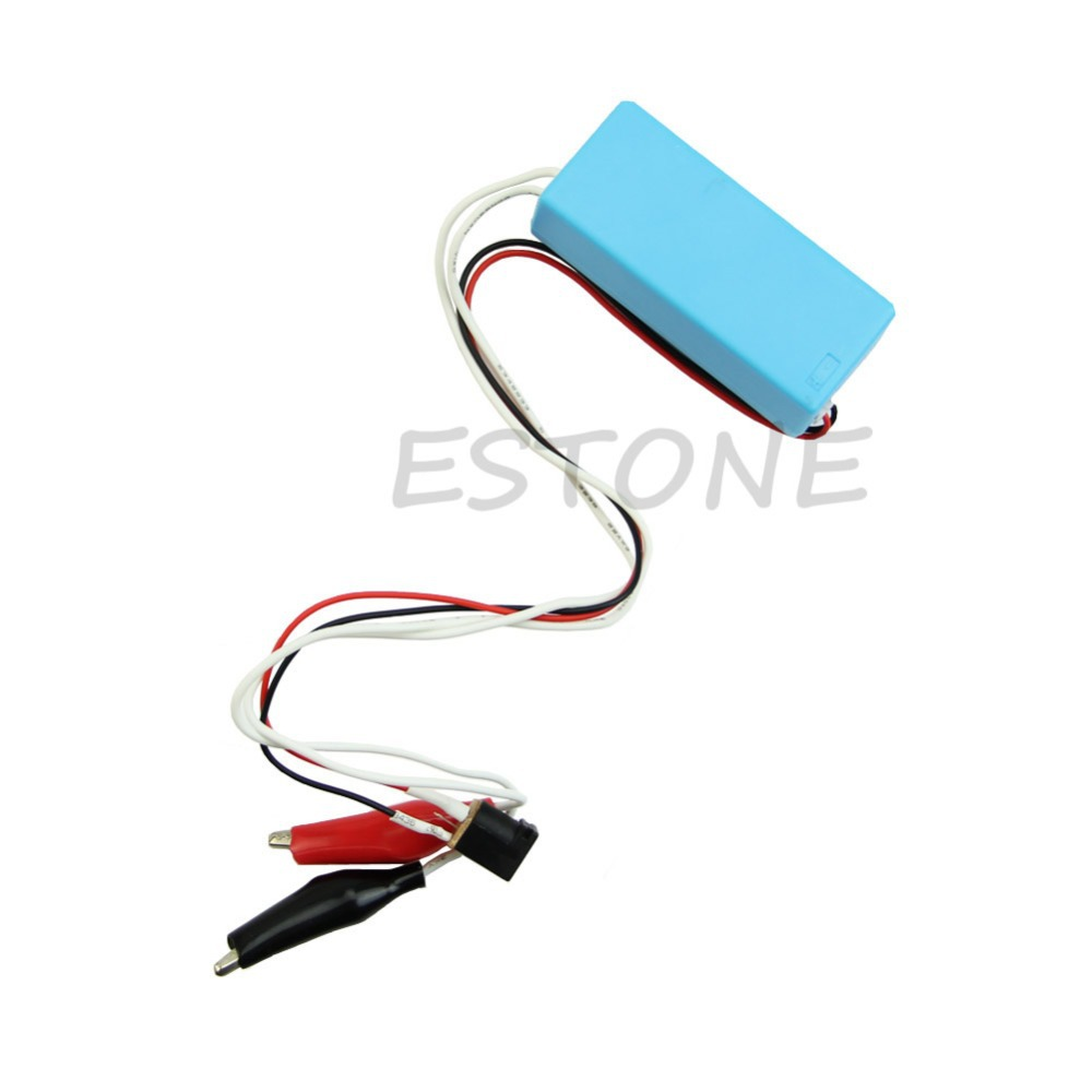 F85 Free Shipping CCFL Lamp Inverter Tester For LCD TV Laptop Screen Backlight Repair Test 12V NEW(China (Mainland))